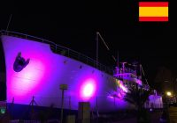 BOAT <br>La Nuit Surrealiste at Barcelona – Spain